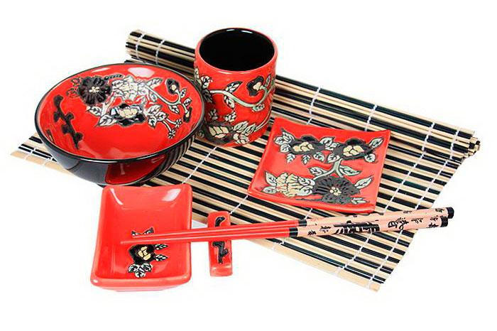 Значение посуды в японской культуре